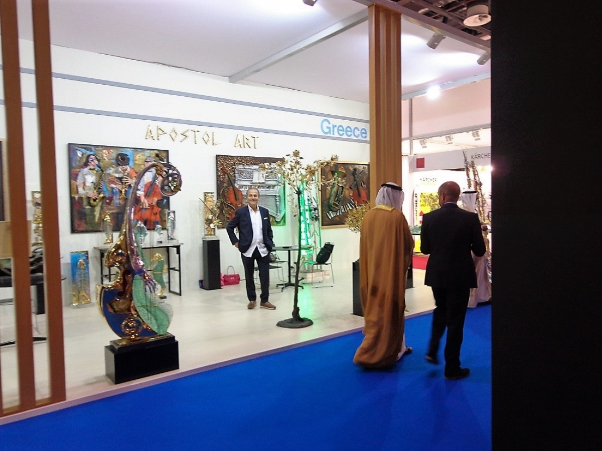 DUBAI ART FAIR 2016