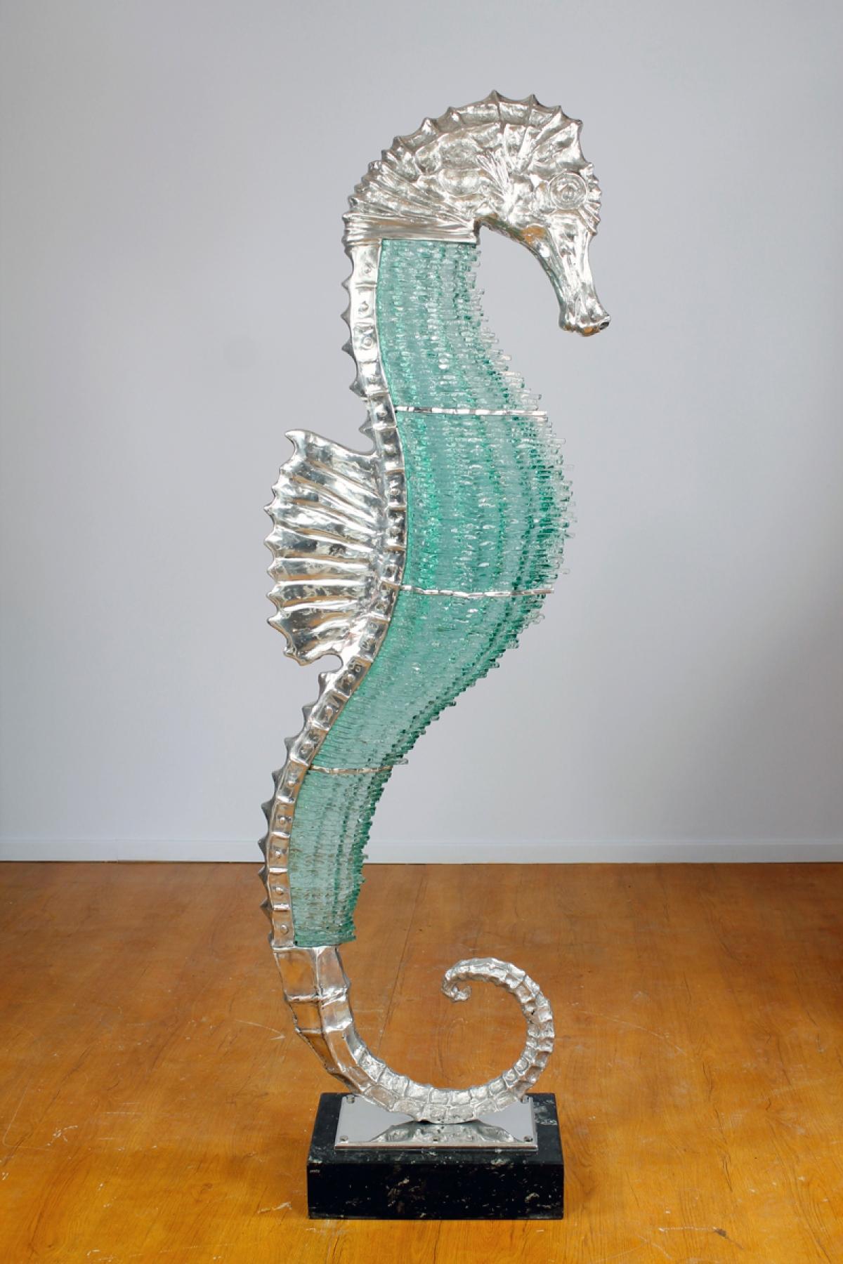 Seahorse (aluminium)
